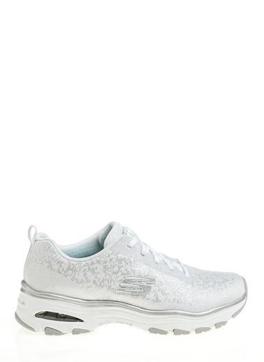 Skechers D'Lites Air Beyaz